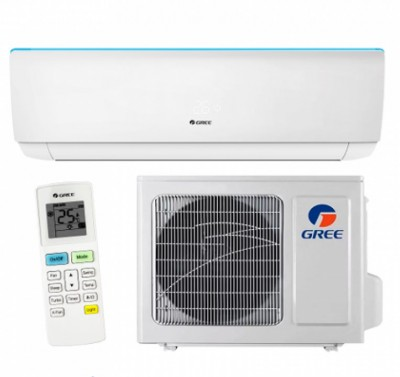 Сплит-система Gree Bora Inverter R32 GWH24AAD-K6DNA4A (Wi-Fi) фото 1