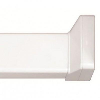 Ввод во внутренний блок кондиционера для короба 70х40, левый фото 1